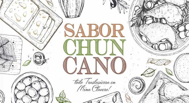 Feria Gastronómica Sabor Chuncano en Mina Clavero