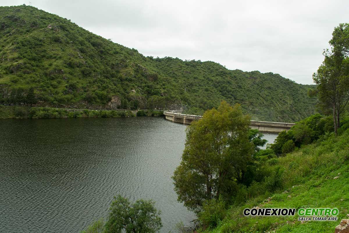 Un portal al Lago Los Molinos