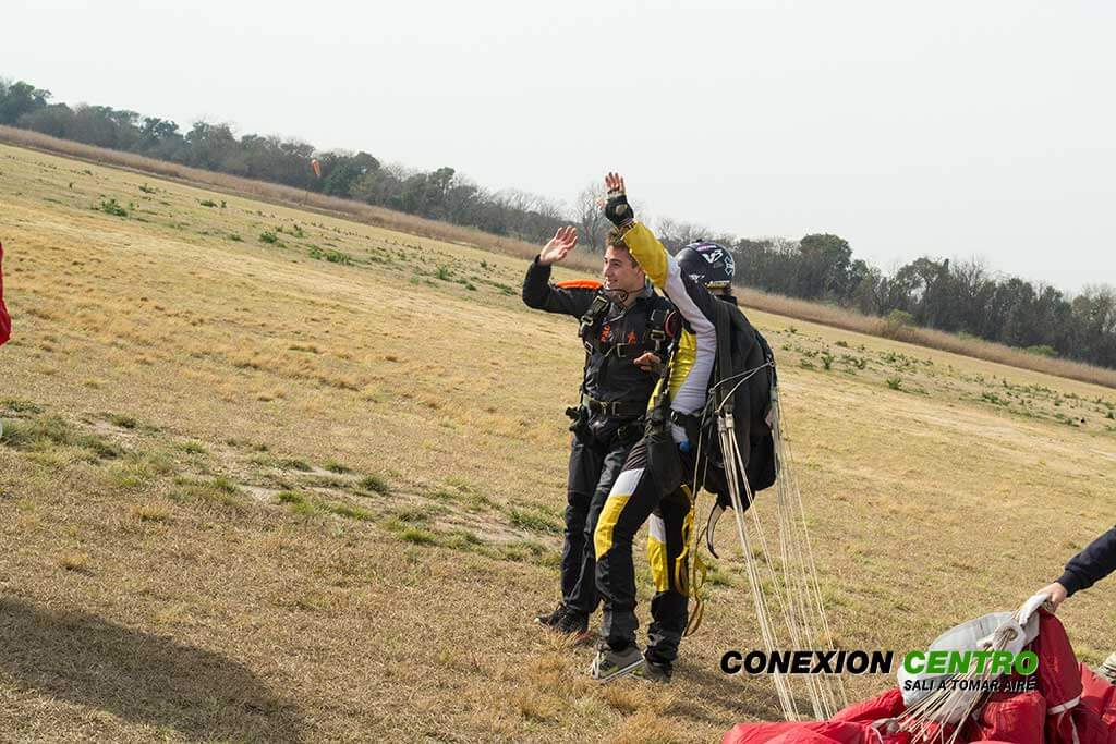 Paracaidismo: Volar una imperdible experiencia