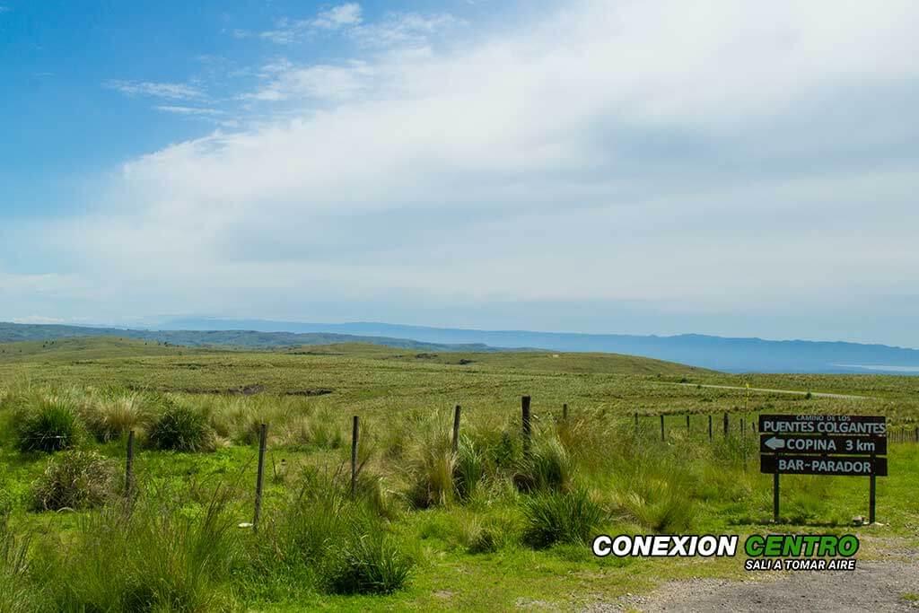 Camino Copina al Cóndor