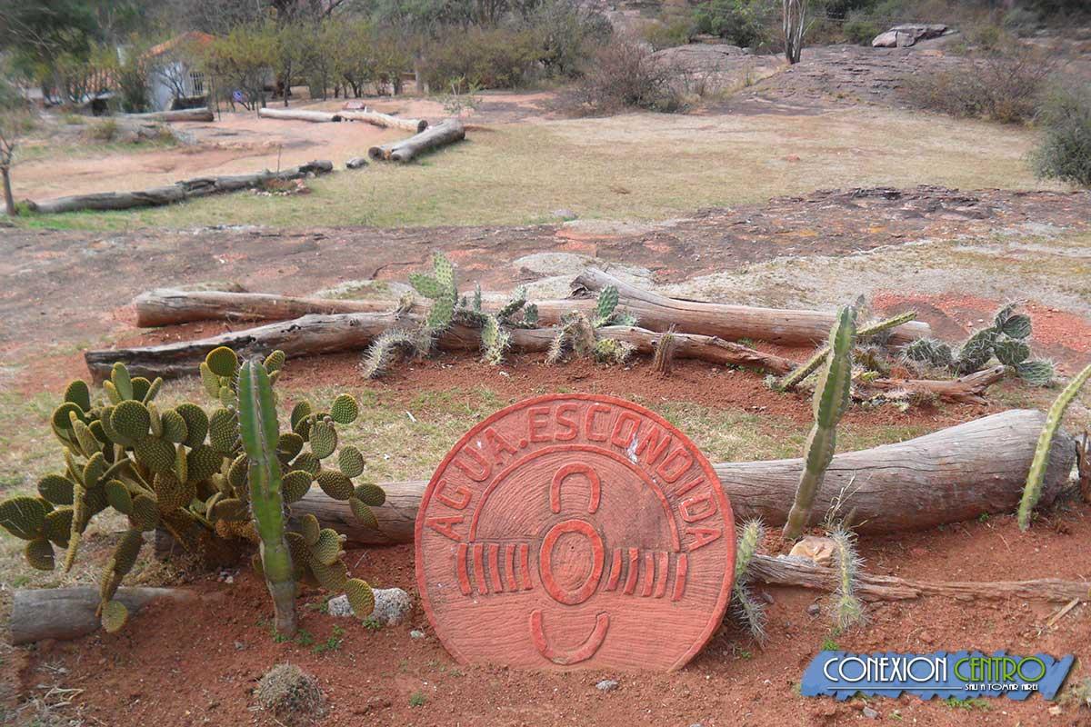 Museo Agua Escondida un lugar con historia