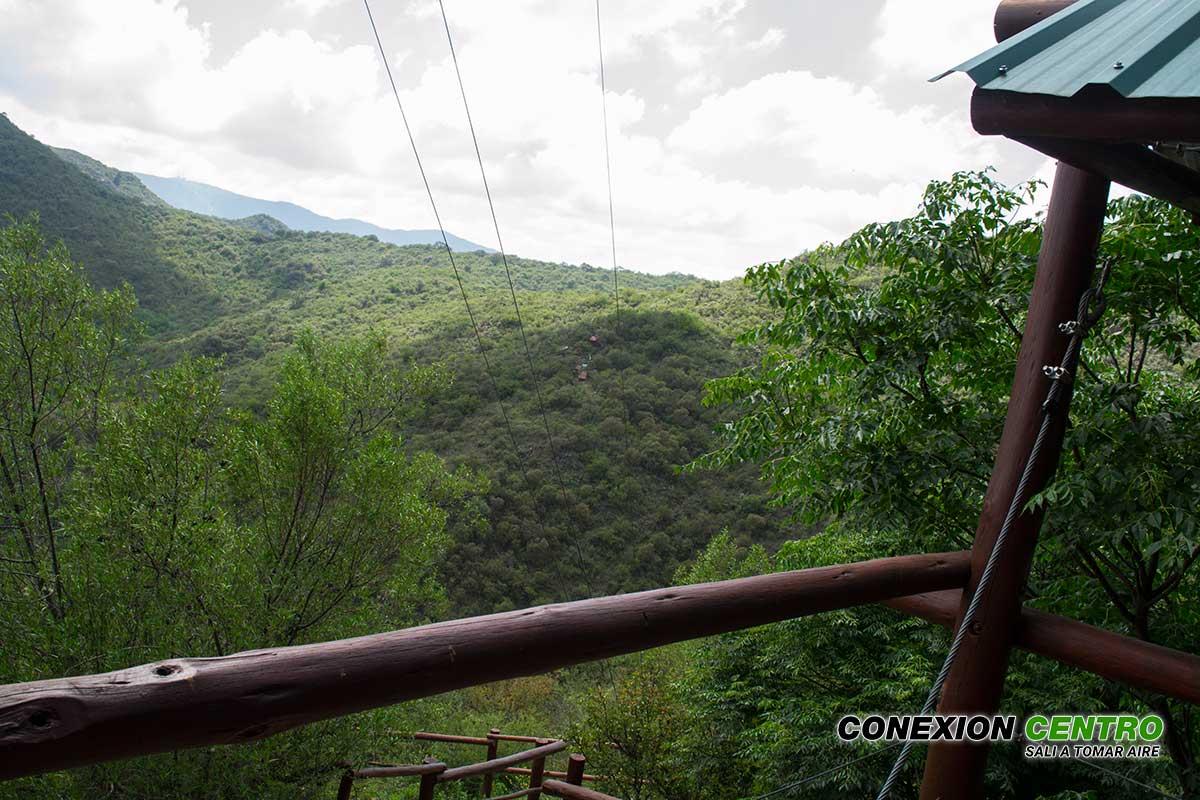 Complejo Aerosilla en Villa Carlos Paz