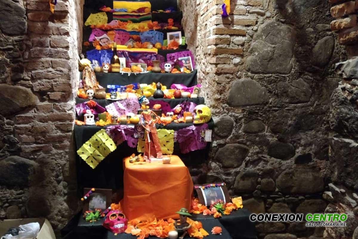 Día de los Muertos en La Cripta