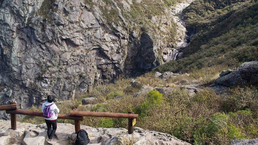 Trekking en la Quebrada del Condorito