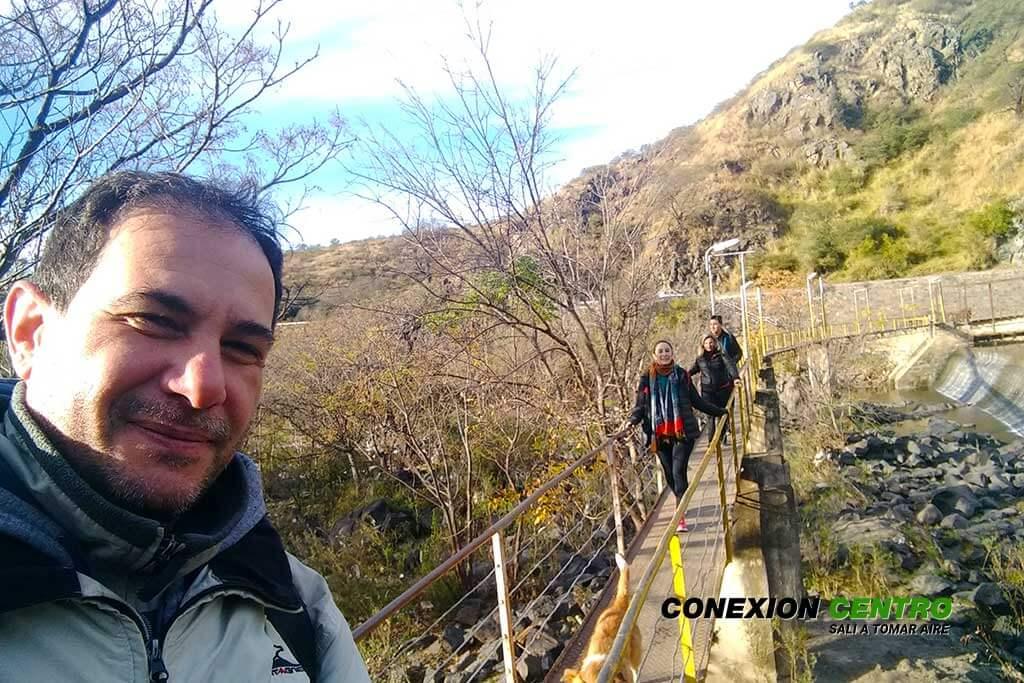 Trekking por tierras del Indio Bamba