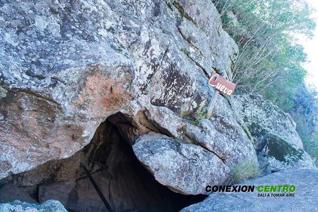 La cueva de los pajaritos un rincón que sorprende