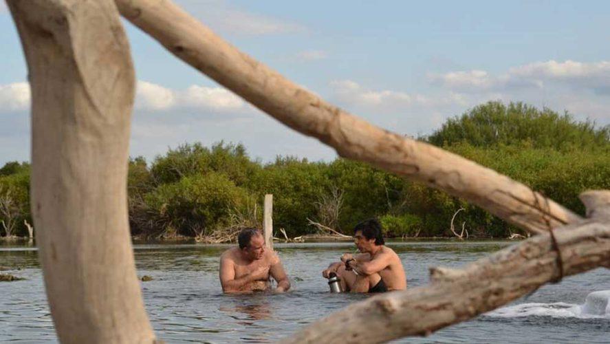 Rumbo a las Aguas termales de Quicho