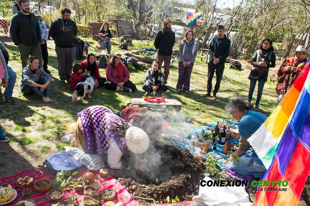 Pachamama: una tradición que sobrevive