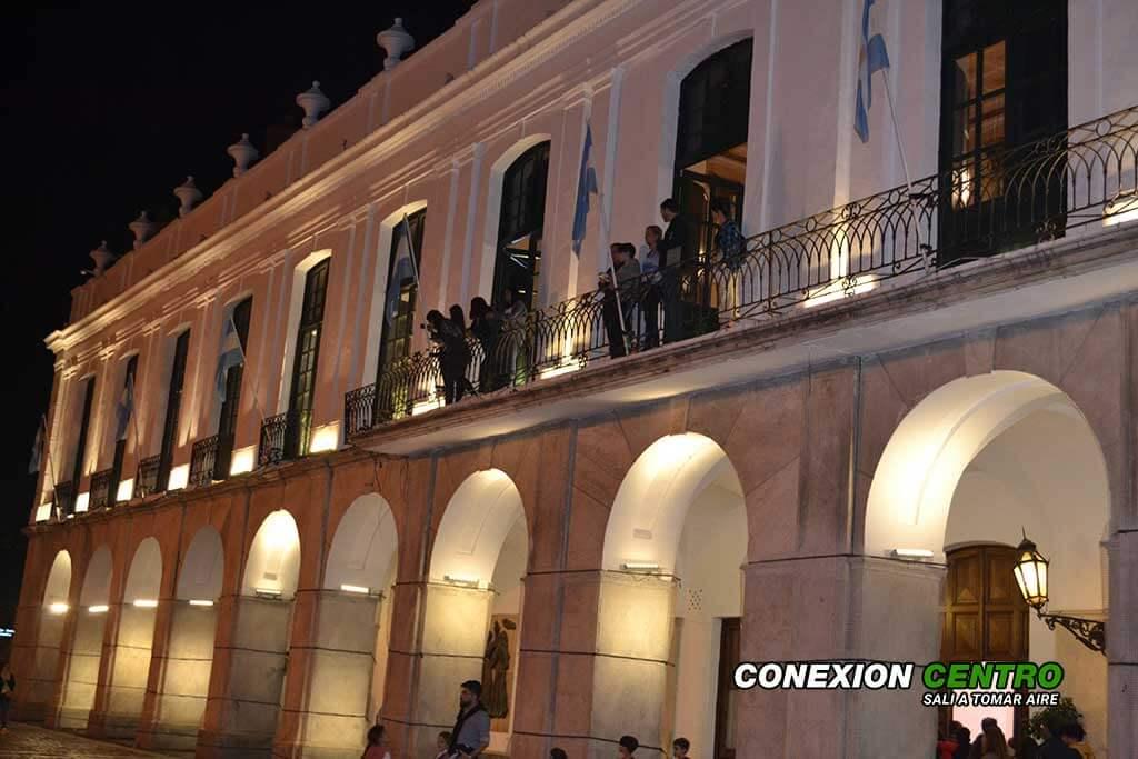 La Noche de los museos un circuito que me deslumbra