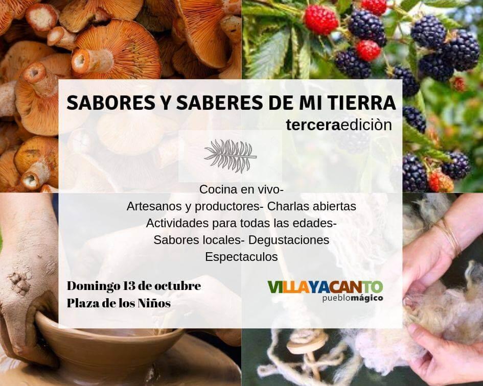 Villa Yacanto con sabor natural