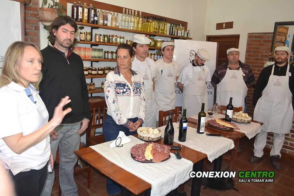 Colonia Caroya: prepara sus salames típicos