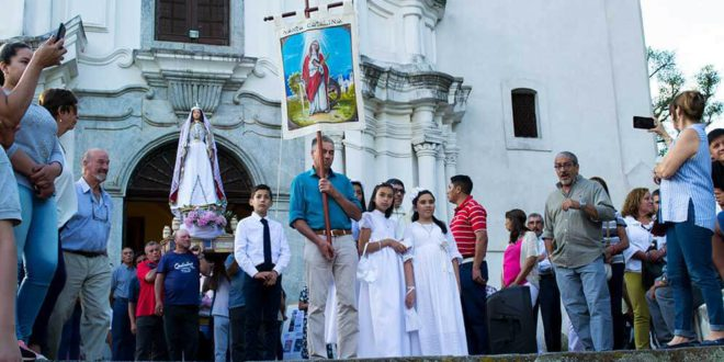 Patronales en Santa Catalina