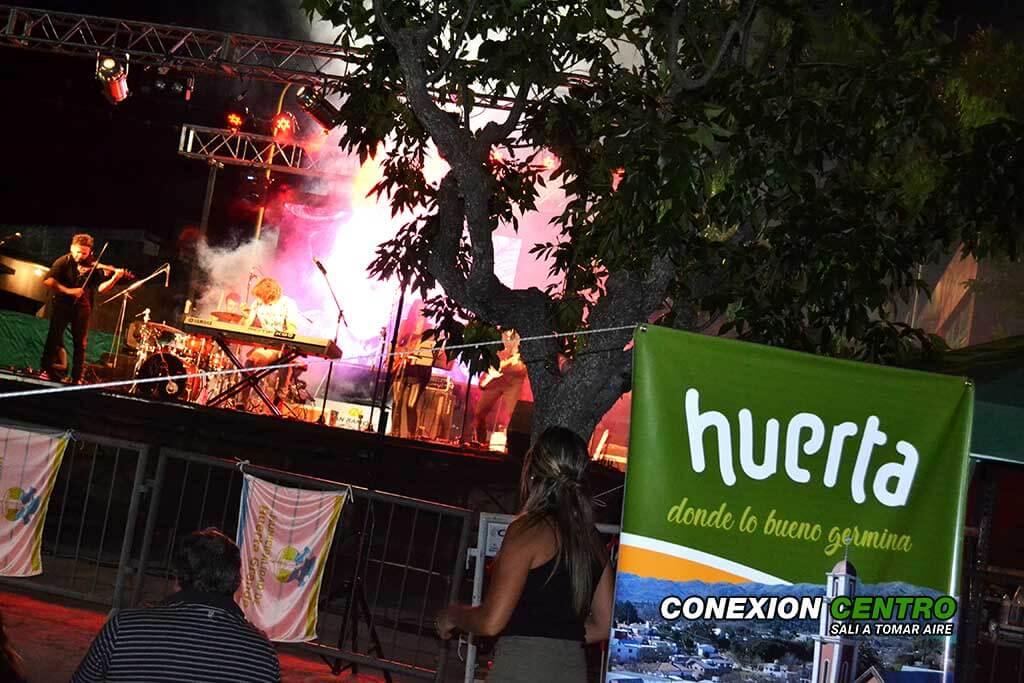 Huerta Grande lanzó su temporada y nueva identidad