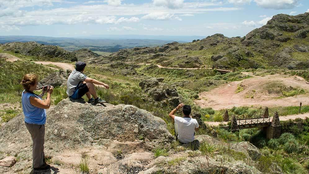 De Copina al Cóndor, un camino muchas historias