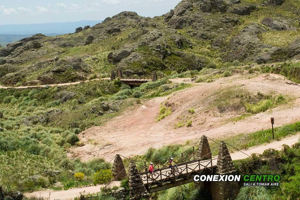 Al Cóndor desde Copina un camino con historias