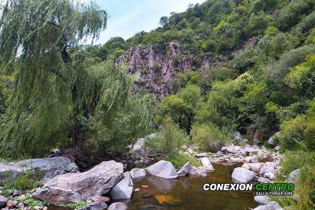 Los Hornillos un spa en Sierras Chicas.