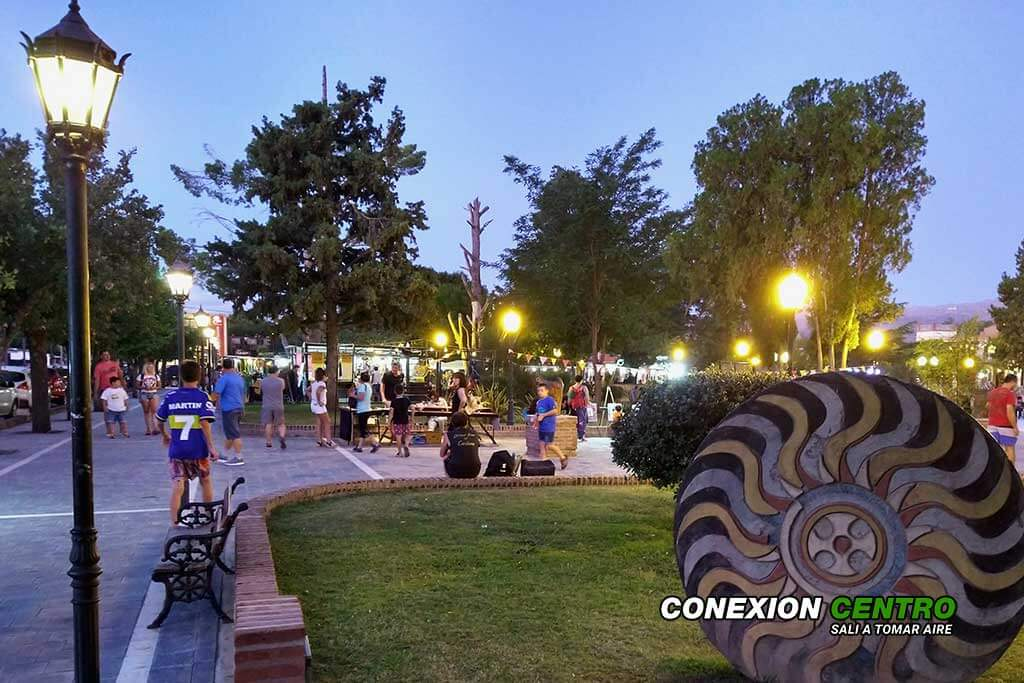 La plaza, el punto de encuentro.